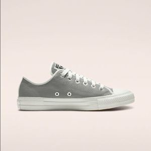 Grey Converse All Star Sneakers